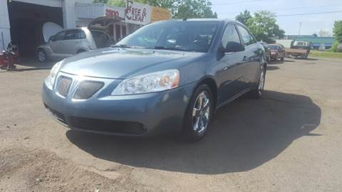 2005 Pontiac G6 for sale at Capitol Auto Sales in Lansing MI