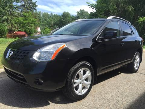 2008 Nissan Rogue for sale at Capitol Auto Sales in Lansing MI