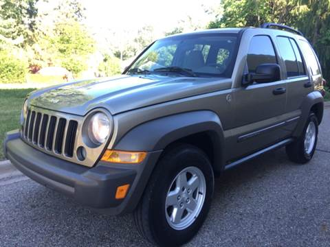 2007 Jeep Liberty for sale at Capitol Auto Sales in Lansing MI