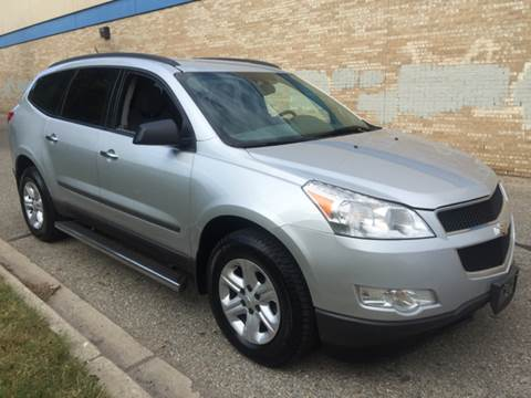 2012 Chevrolet Traverse for sale at Capitol Auto Sales in Lansing MI