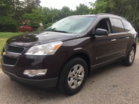 2009 Chevrolet Traverse for sale at Capitol Auto Sales in Lansing MI
