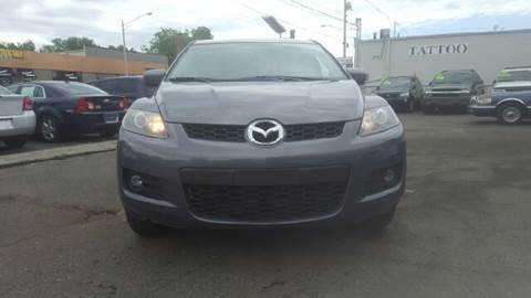 2007 Mazda CX-7 for sale at Capitol Auto Sales in Lansing MI