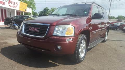 2005 GMC Envoy XL for sale at Capitol Auto Sales in Lansing MI