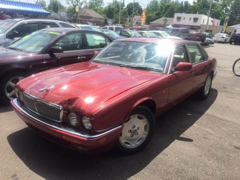 1995 Jaguar XJ-Series for sale at Capitol Auto Sales in Lansing MI