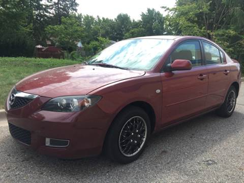 2009 Mazda MAZDA3 for sale at Capitol Auto Sales in Lansing MI