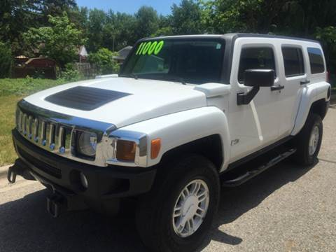 2007 HUMMER H3 for sale at Capitol Auto Sales in Lansing MI