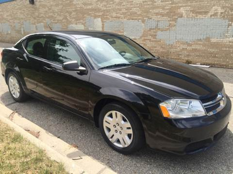 2012 Dodge Avenger for sale at Capitol Auto Sales in Lansing MI