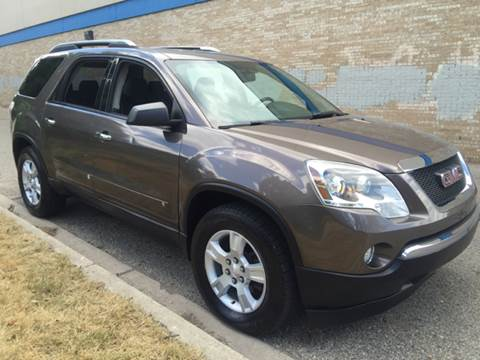2009 GMC Acadia for sale at Capitol Auto Sales in Lansing MI