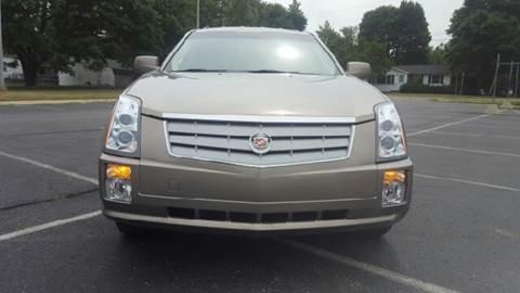 2007 Cadillac SRX for sale at Capitol Auto Sales in Lansing MI