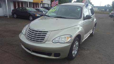 2006 Chrysler PT Cruiser for sale at Capitol Auto Sales in Lansing MI