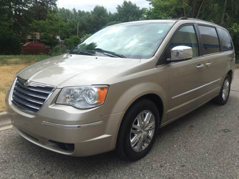 2008 Chrysler Town and Country for sale at Capitol Auto Sales in Lansing MI