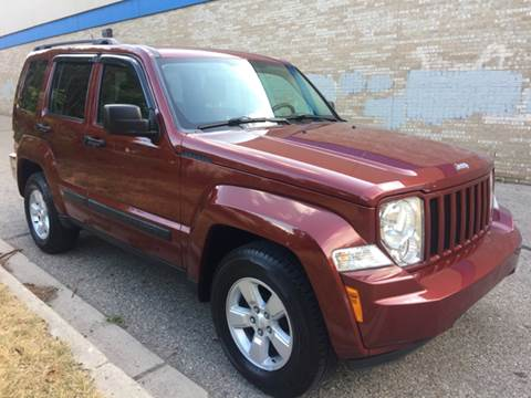 2009 Jeep Liberty for sale at Capitol Auto Sales in Lansing MI