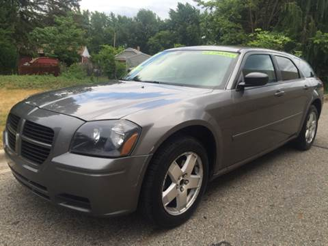 2005 Dodge Magnum for sale at Capitol Auto Sales in Lansing MI