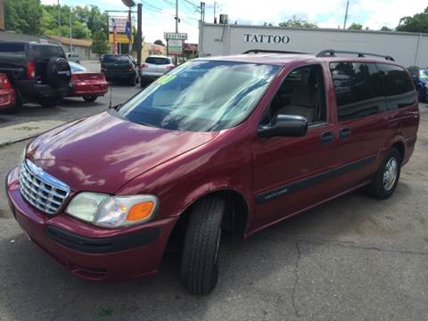 2005 Chevrolet Venture for sale at Capitol Auto Sales in Lansing MI