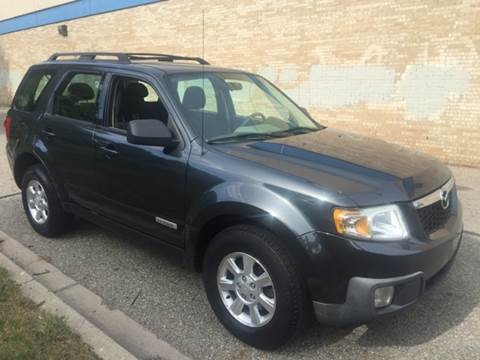 2008 Mazda Tribute for sale at Capitol Auto Sales in Lansing MI