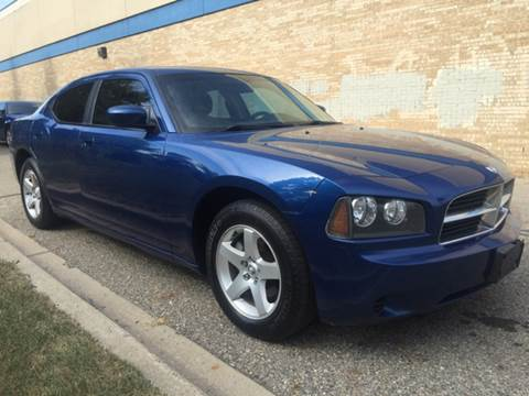 2010 Dodge Charger for sale at Capitol Auto Sales in Lansing MI
