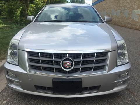 2008 Cadillac STS for sale at Capitol Auto Sales in Lansing MI