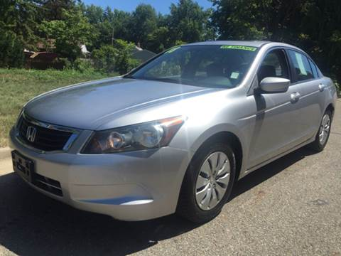 2008 Honda Accord for sale at Capitol Auto Sales in Lansing MI