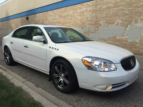 2006 Buick Lucerne for sale at Capitol Auto Sales in Lansing MI