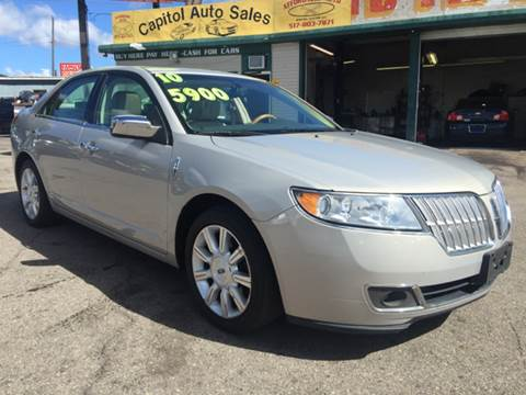 2010 Lincoln MKZ for sale at Capitol Auto Sales in Lansing MI