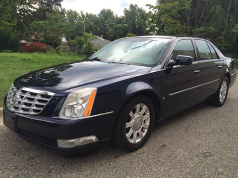 2009 Cadillac DTS for sale at Capitol Auto Sales in Lansing MI