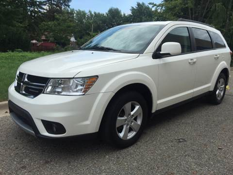 2012 Dodge Journey for sale at Capitol Auto Sales in Lansing MI