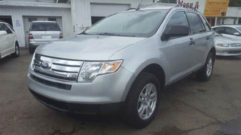 2009 Ford Edge for sale at Capitol Auto Sales in Lansing MI