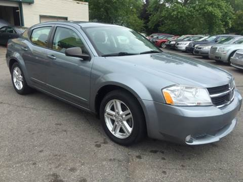 2010 Dodge Avenger for sale at Capitol Auto Sales in Lansing MI