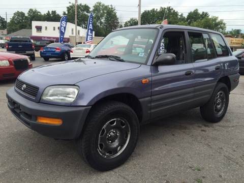 1997 Toyota RAV4 for sale at Capitol Auto Sales in Lansing MI