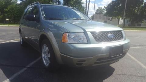 2005 Ford Freestyle for sale at Capitol Auto Sales in Lansing MI