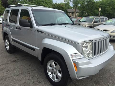2011 Jeep Liberty for sale at Capitol Auto Sales in Lansing MI
