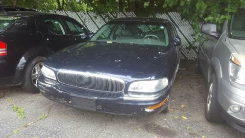 2002 Buick Park Avenue for sale at Capitol Auto Sales in Lansing MI