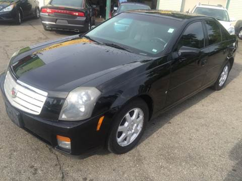 2006 Cadillac CTS for sale at Capitol Auto Sales in Lansing MI