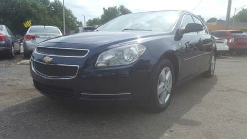 2008 Chevrolet Malibu for sale at Capitol Auto Sales in Lansing MI