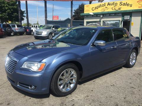 2011 Chrysler 300 for sale at Capitol Auto Sales in Lansing MI
