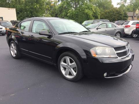 2008 Dodge Avenger for sale at Capitol Auto Sales in Lansing MI