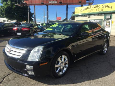 2006 Cadillac STS for sale at Capitol Auto Sales in Lansing MI