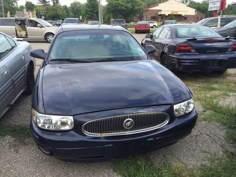 2004 Buick LeSabre for sale at Capitol Auto Sales in Lansing MI