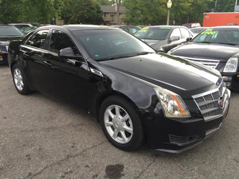 2008 Cadillac CTS for sale at Capitol Auto Sales in Lansing MI