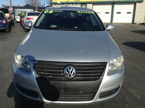 2006 Volkswagen Passat for sale at Capitol Auto Sales in Lansing MI