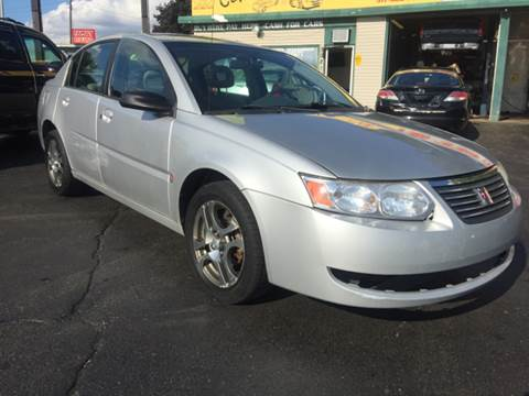 2005 Saturn Ion for sale at Capitol Auto Sales in Lansing MI