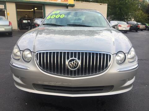 2008 Buick LaCrosse for sale at Capitol Auto Sales in Lansing MI