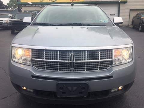 2007 Lincoln MKX for sale at Capitol Auto Sales in Lansing MI