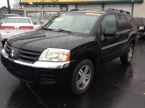 2004 Mitsubishi Endeavor for sale at Capitol Auto Sales in Lansing MI