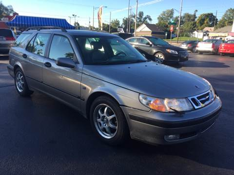 2001 Saab 9-5 for sale at Capitol Auto Sales in Lansing MI