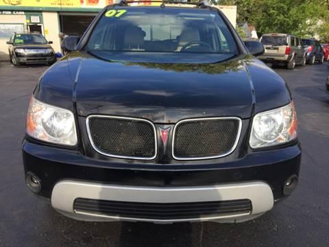 2006 Pontiac Torrent for sale at Capitol Auto Sales in Lansing MI