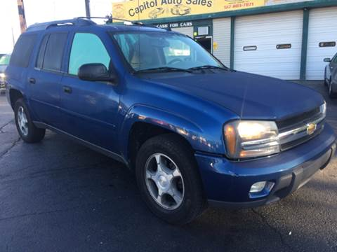 2006 Chevrolet TrailBlazer EXT for sale at Capitol Auto Sales in Lansing MI