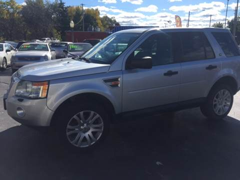 2008 Land Rover LR2 for sale at Capitol Auto Sales in Lansing MI