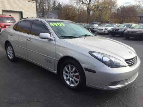 2002 Lexus ES 300 for sale at Capitol Auto Sales in Lansing MI