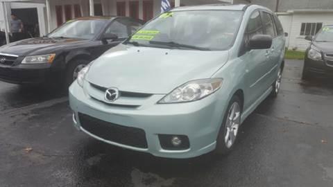 2007 Mazda MAZDA5 for sale at Capitol Auto Sales in Lansing MI